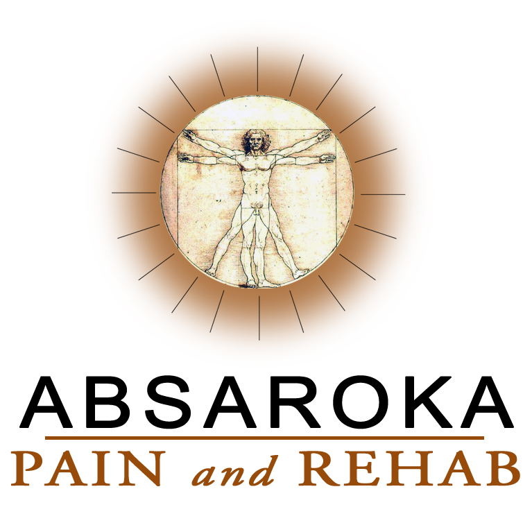 Absaroka Pain and Rehab logo