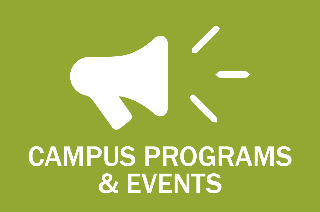 Campus Programs and Events icon